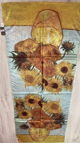 Шал Sunflowers - Vincent van Gogh 009