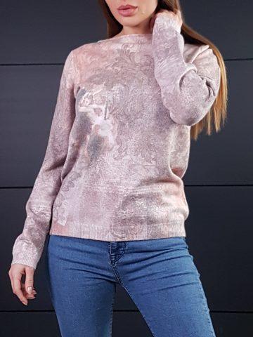 Дамска топла кашмирна блуза Louise Orop 5208 - 1