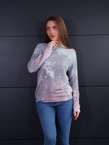 Дамска топла кашмирна блуза Louise Orop 5208