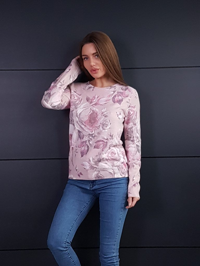 Дамска кашмирна блуза Louise Orop 5225