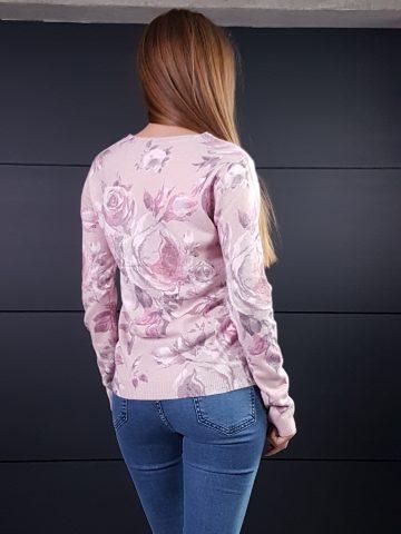 Дамска кашмирна блуза Louise Orop 5225 - 0