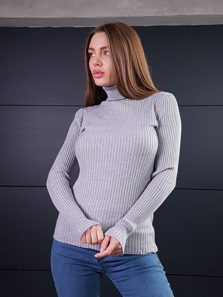 Дамско блуза с поло яка Foresta Bella 1292 - 7