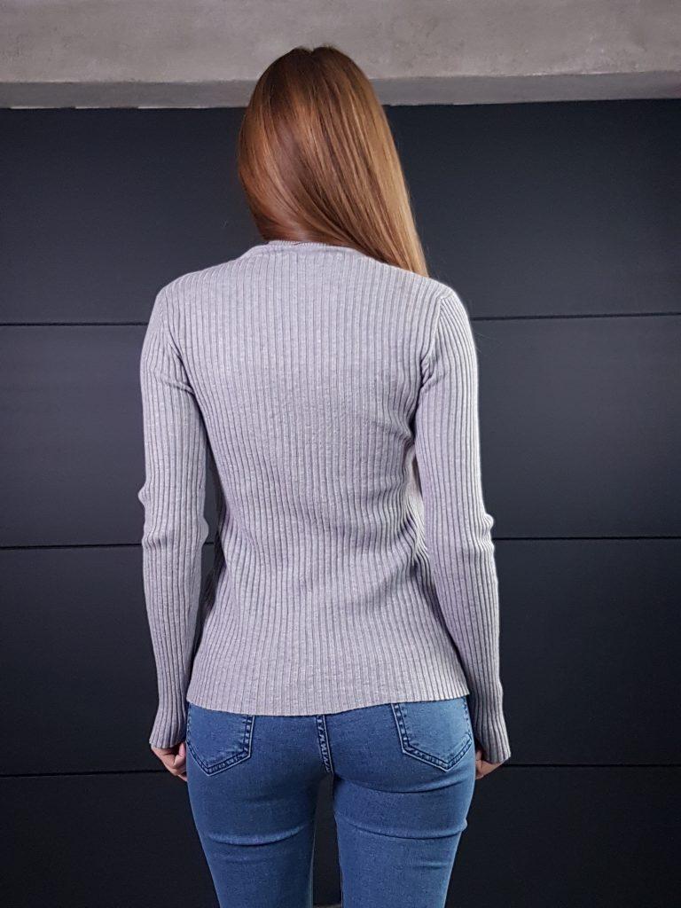 Дамско блуза с поло яка Foresta Bella 1292 - 6