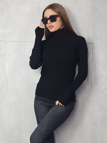 Дамско блуза с поло яка Foresta Bella 1292 - 4