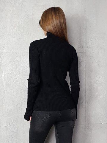 Дамско блуза с поло яка Foresta Bella 1292 - 3