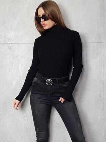 Дамско блуза с поло яка Foresta Bella 1292 - 2