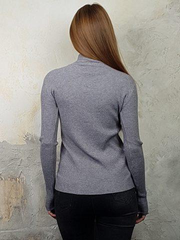 Дамска блуза с дантелено деколте Forest Bella 1336 - 3