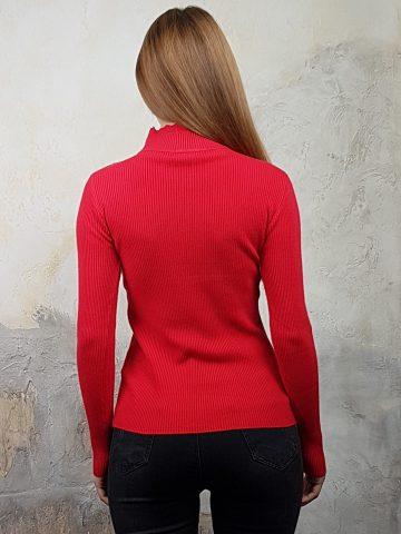 Стилна дамска блуза с дантела Foresta Bella 1257 - 1