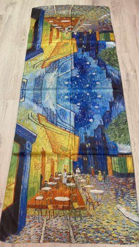 Шал Café Terrace at Night - Vincent van Gogh