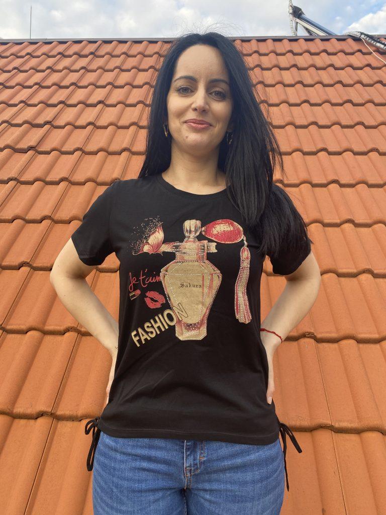 Тениска Perfume Amo & Roma 30236 - 0