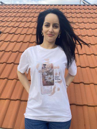 Тениска Van Gogh Amo & Roma 92277 - 1