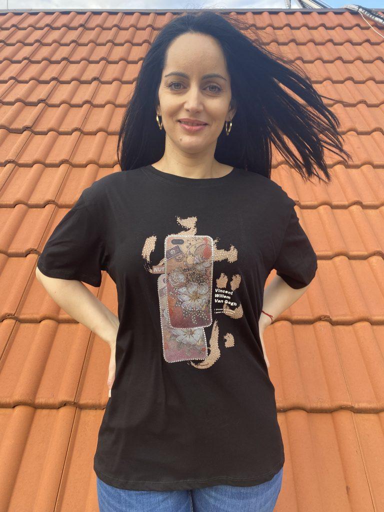 Тениска Van Gogh Amo & Roma 92277 - 0