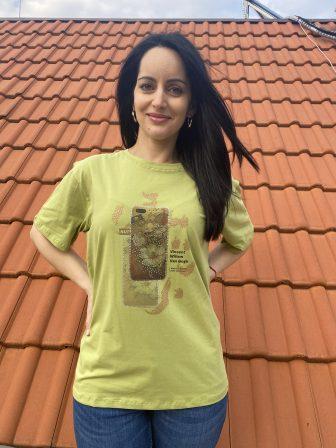 Тениска Van Gogh Amo & Roma 92277
