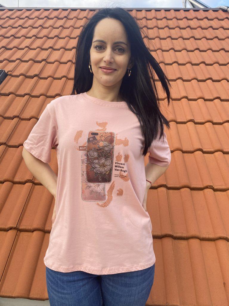 Тениска Van Gogh Amo & Roma 92277 - 2