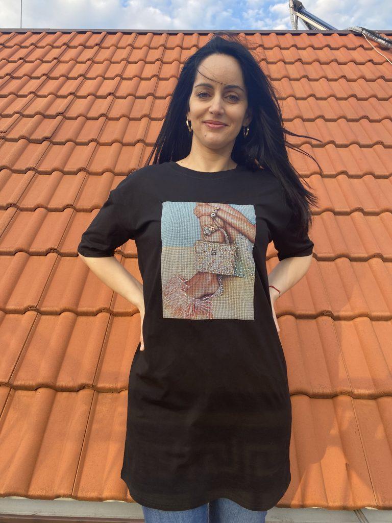 Тениска Fluffy Slippers Amo & Roma 92320 - 1
