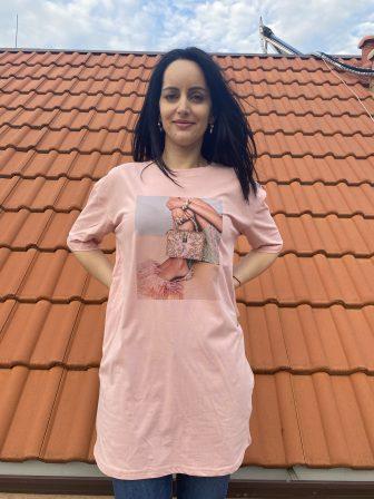 Тениска Fluffy Slippers Amo & Roma 92320