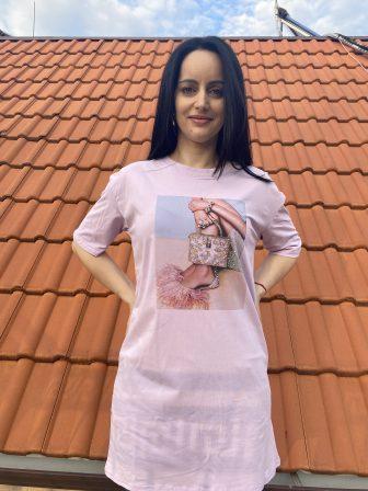 Тениска Fluffy Slippers Amo & Roma 92320 - 0