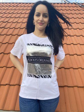 Тениска Always Dream Amo & Roma 92339