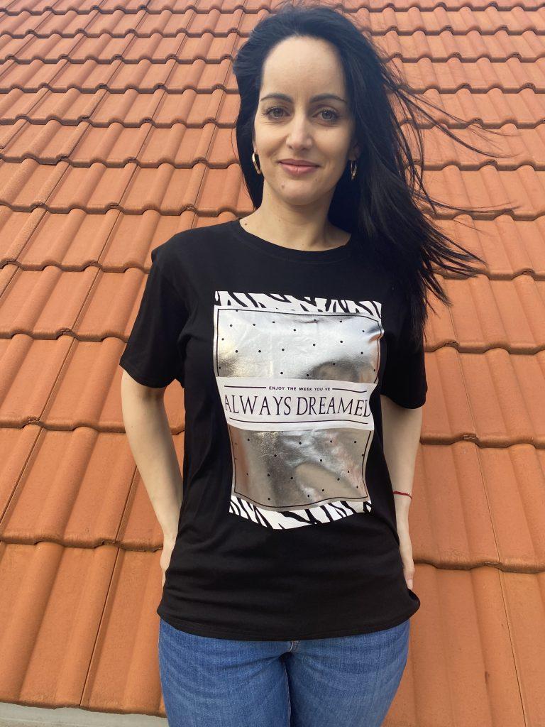 Тениска Always Dream Amo & Roma 92339 - 0