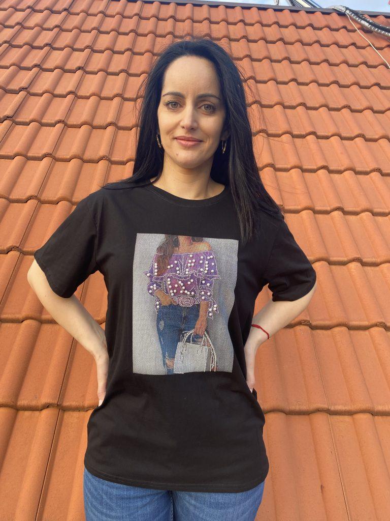 Тениска Shopping time Amo & Roma 92374 - 0