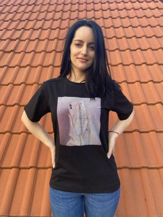 Тениска Selfie time Amo & Roma 92406 - 0