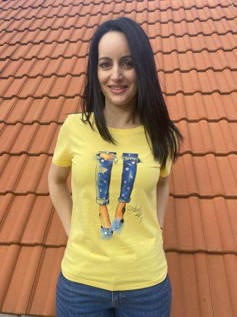Тениска Sweet Style Jeans Mei Gao 6026 - 0