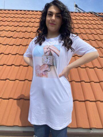 Тениска Fluffy Slippers Amo & Roma 92320 - 2