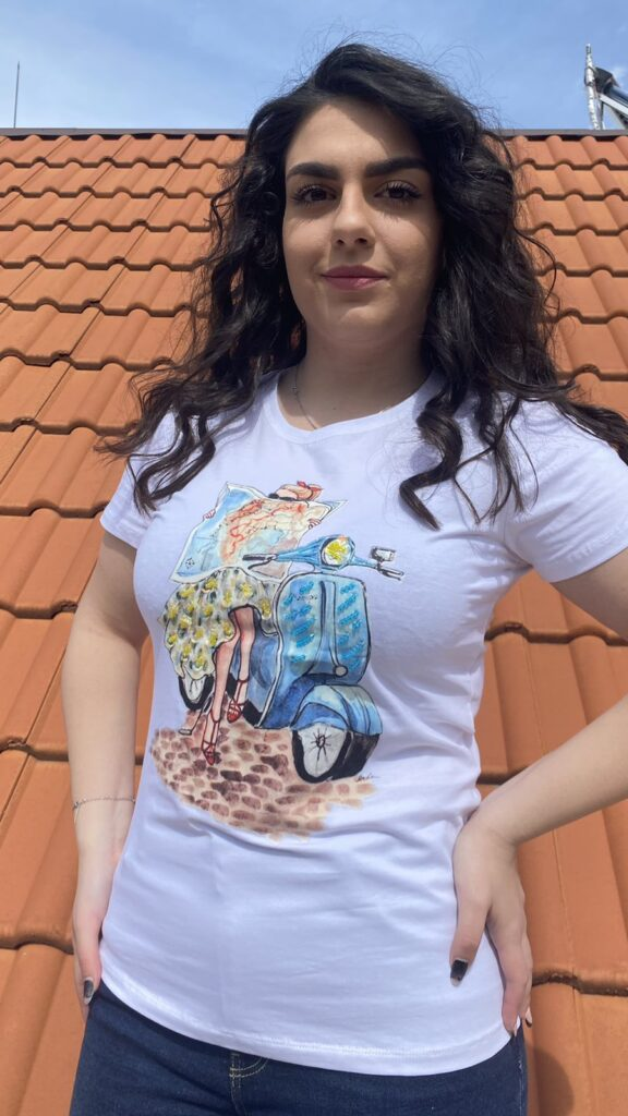 Тениска World Journey Elisa 2187 - 1