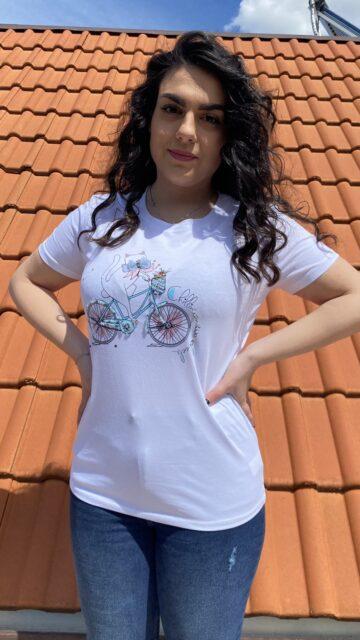 Тениска Chill on the will Foresta Bella 072 - 0