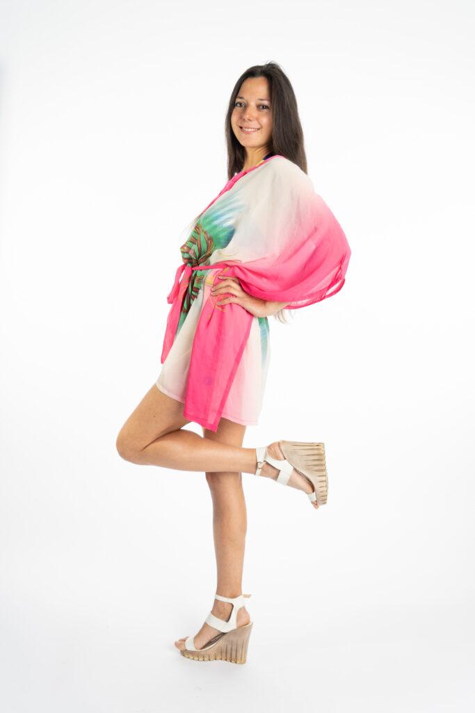 Свежа туника Fashion Colors Z.Five belt - 4