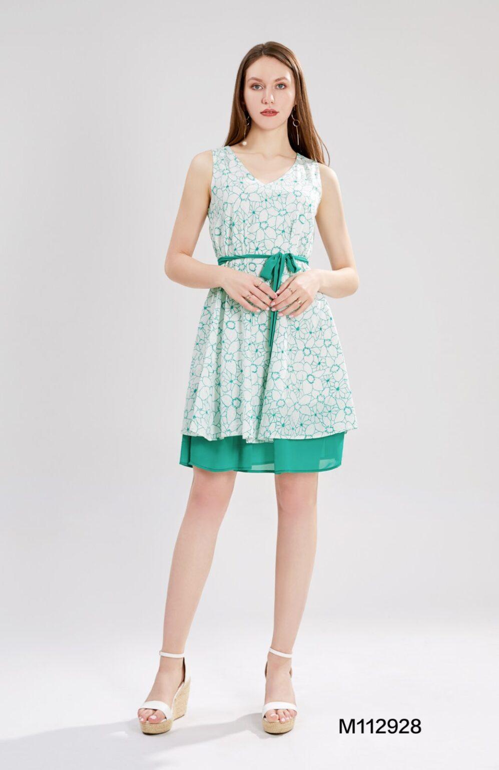 Памучна рокля Sweet Miss M112928