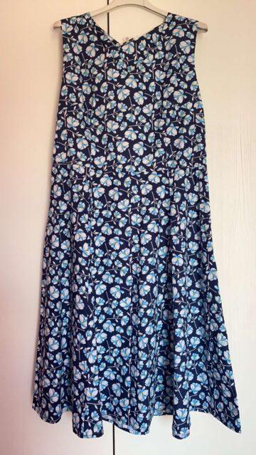 Памучна рокля на цветя Sweet Miss M112823 - 1