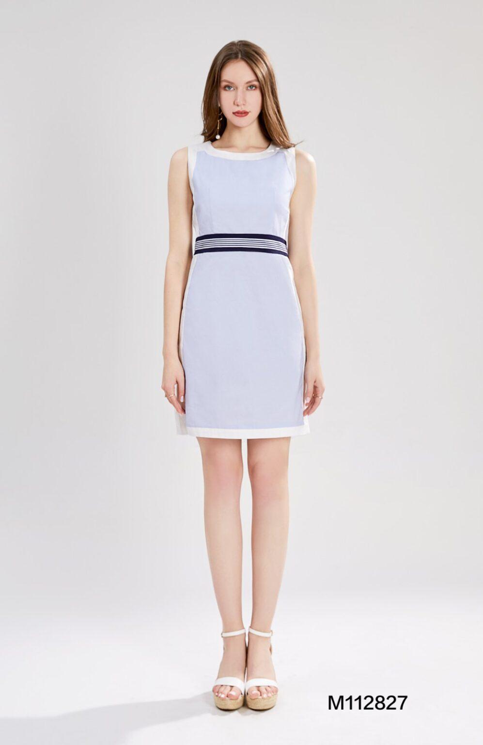 Памучна рокля Sweet Miss M112827